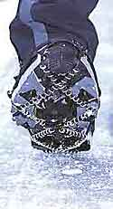 Yaktrax Foot Gear